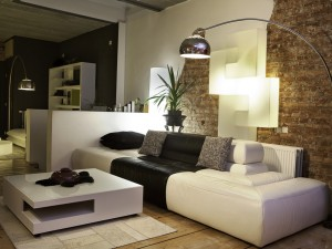 Iluminá tu sala de estar