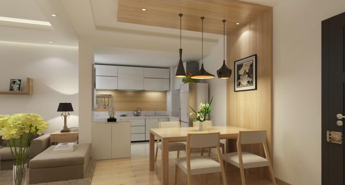 Ideas para organizar el comedor for Decoracion espacios pequenos sala comedor