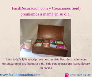 FacilDecoracion.com y Creaciones Seidy