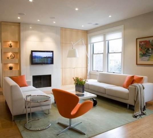 Ideas para espacios peque os for Muebles de sala espacios pequenos