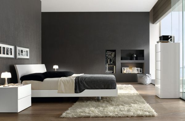 Black And White Bedroom Decor Ideas Shades Gray Design Ideas