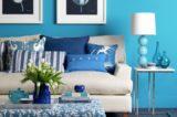 El color adecuado para habitaciones pequeñas