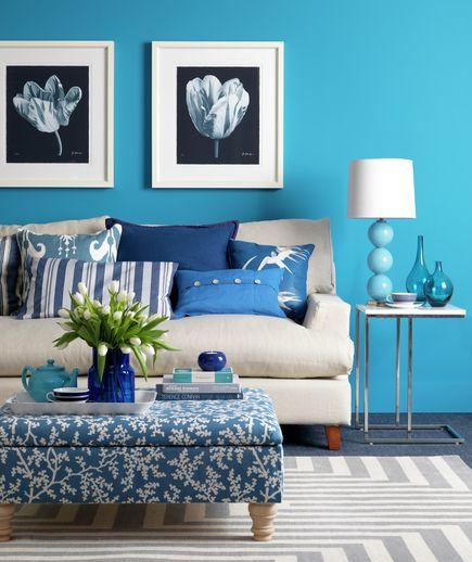 El color adecuado para habitaciones peque as for Colores para habitaciones pequenas