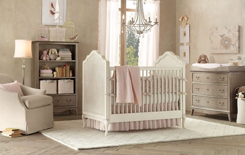16 Adorable Ba Girl39s Nursery Ideas Rilane We Aspire To Inspire regarding Baby Nursery pastel for Dream - Design Decor