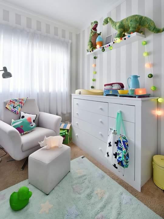 Mobiliario infantil la habitaci n del beb - Mobiliario habitacion bebe ...