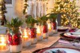 Decorando tu cena de navidad