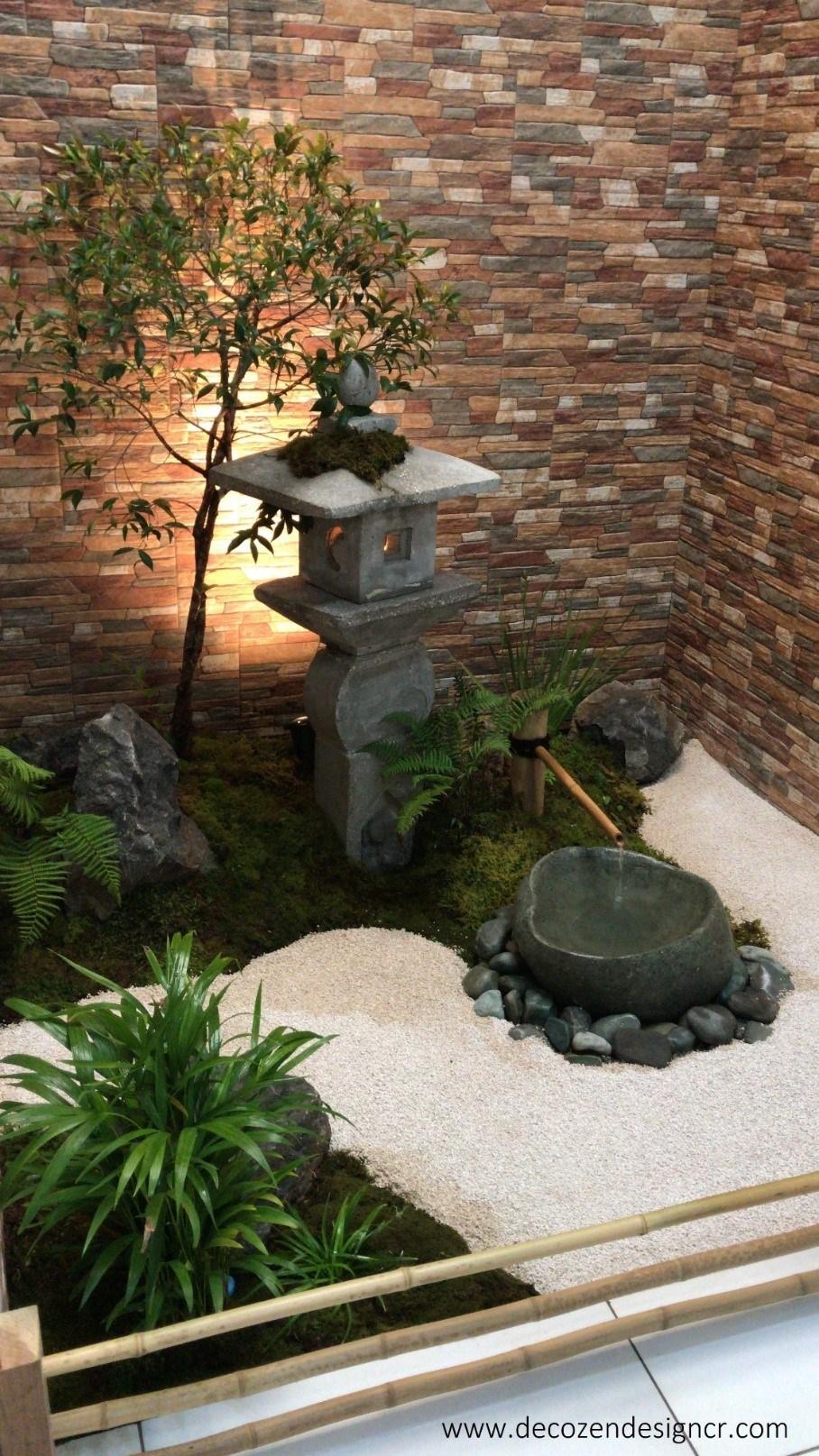 El Jardin Moderno Japones Como Decorar Uno En Casa